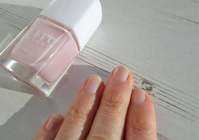 Kure Bazaar nail polish - French Rose